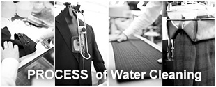 PROCESS of Water Cleaning